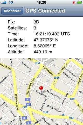 BTstack-GPS