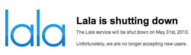 Lala-ShutDown