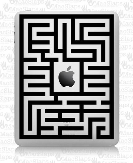 MacSlaps - Apple Maze