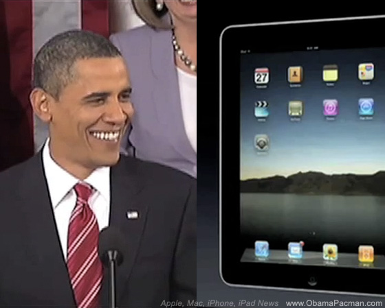 Obama-iPad