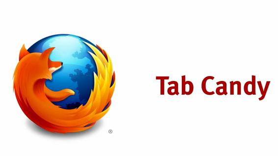 Mozilla Tab Candy